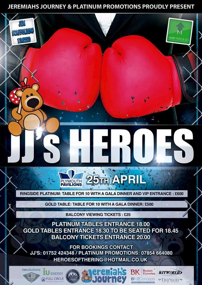 JJ Heroes
